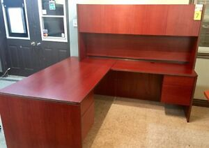 L - Shape Desk Executive