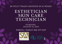 Looking for a change? Become a Esthetician Skin Technician