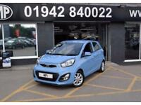 2015 15 KIA PICANTO 1.0 2 5D 68 BHP ECO HATCH, 23-000M FSH, 7YR WARRANTY. £0TAX