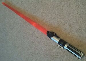 Star Wars Red Lightsaber Darth Vader Luke Skywalker