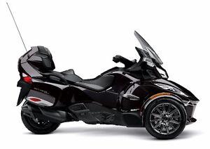 2016 Can Am Spyder RT-Ltd 1330 Triple / Brand New