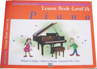 2019 Piano Lesson Book - Level 1A Giveaway Contest