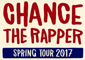 CHANCE THE RAPPER @ PALACE OF AUBURN HILLS -- MAY 18