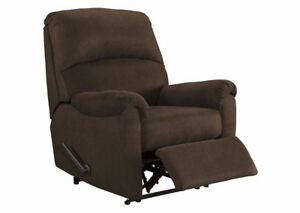 HUGE SALE ON RECLINING CHAIRS FROM ASHLEY FURNITURE