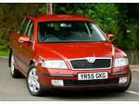 2005 Skoda Octavia 2.0 TDI PD Laurin and Klement 5dr
