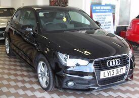 Audi A1 1.4 TFSI S LINE (black) 2013