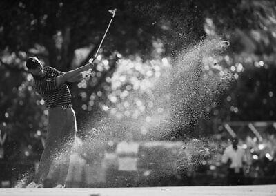 TIGER WOODS Poster 24x36 (inch) Photo Golf Print Poster PGA Championship L