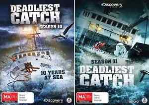 DEADLIEST CATCH : COMPLETE Seasons 10 & 11 : NEW DVD