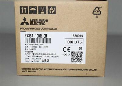 Mitsubishi Plc Fx3sa-10mr-cm New Free Expedited Shipping