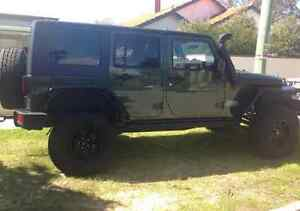 2009 Jeep Wrangler Unlimited Convertible **12 MONTH WARRANTY** West Perth Perth City Area Preview