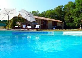SW France - family villa with private pool. Summer 2022