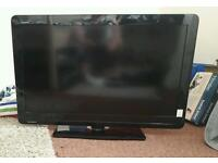 "32"" Sharp 1080p HD LED backlit TV with USB record (LC-32LE210E)"