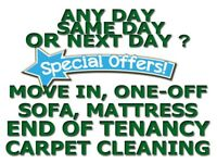 DEEP END OF TENANCY CLEANERS, CARPET SHAMPOO STEAM CLEAN, MOVE IN CLEANING, DOMESTIC HOUSE HELP,