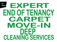 Any Day 50% OFF PROFESSIONAL PROPERTY END OF TENANCY CLEANERS CARPET CLEANING ONE-OFF CLEAN DOMESTIC