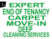 50% OFF PROFESSIONAL LOCAL PROPERTY END OF TENANCY CLEANERS CARPET CLEANING MOVE IN CLEAN DOMESTIC