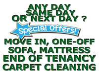 Special Offer Move In Move Out Cleaning, Carpet Cleaners Professional House End of Tenancy, Domestic