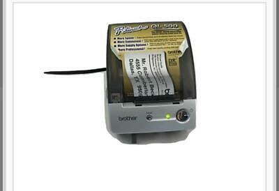 Brother P-touch Ql500 Manual Cut Thermal Label Printer - For Parts