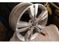 hyundai veloster alloy wheels