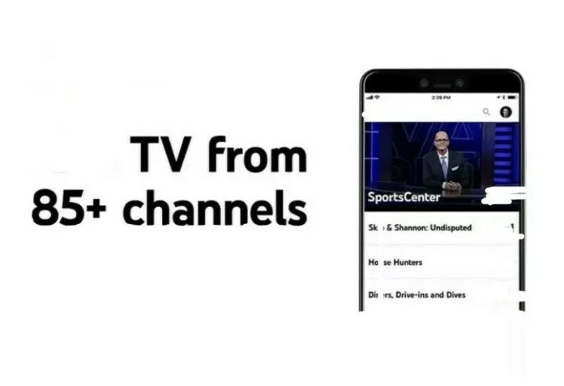 YouTube Live 85+ channels, unlimited DVR. 1 Year - 3 Streams