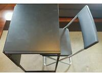Ikea desk / dining table and chair