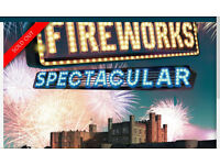 Leeds Castle Fireworks Spectacular - Sunday 2 tickets Left
