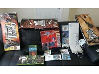 Retro/gaming bundle loads of stuff all mint condition