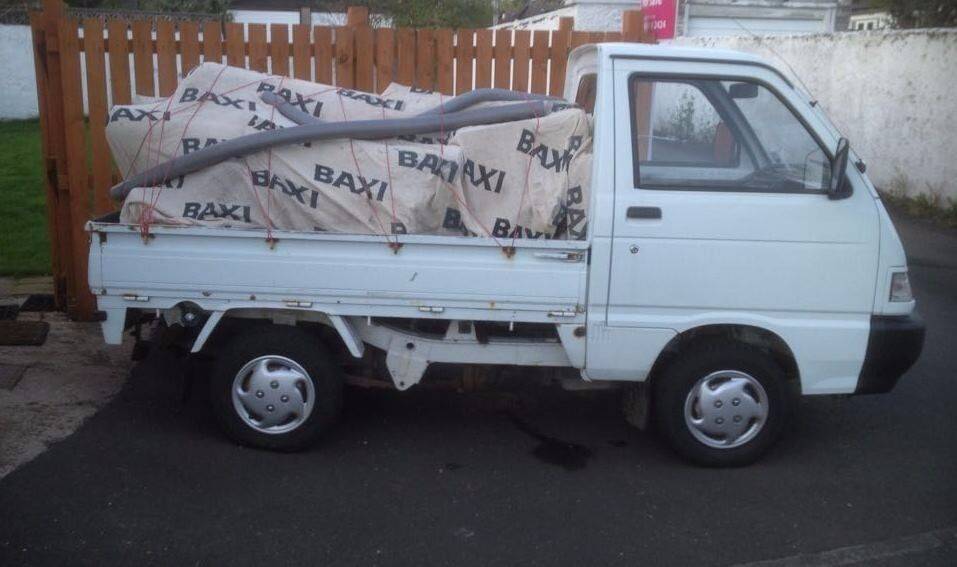 daihatsu hijet 1 3 pick up for sale in newton mearns glasgow gumtree. Black Bedroom Furniture Sets. Home Design Ideas