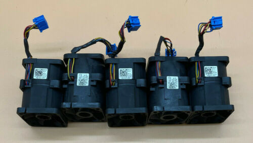 (LOT OF 5) Dell 0G435M G435M 8-pin ProprietaryFan For Dell Poweredge R310 46-3