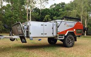 FORWARD FOLDING HARD FLOOR CAMPER TRAILER (LIMITED EDITION) Brendale Pine Rivers Area Preview