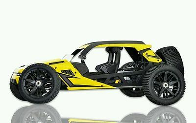 RC Auto   AMEWI  Buggy Hammerhead Brushless M 1:6 / 2,4 GHz / 2WD / RTR