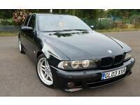 BMW 2003 5 SERIES 3.0 M SPORT CHAMPAIGN EDITION II