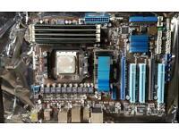 Gaming Parts (CPU, Motherboard and RAM)