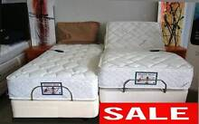 HALF PRICE! SPLIT KING ADJUSTABLE ELECTRIC BEDS, WA MADE BRANDNEW Kenwick Gosnells Area Preview