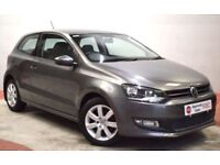 VOLKSWAGEN POLO 1.4 SE 3 Door Hatchback 85 BHP (grey) 2010