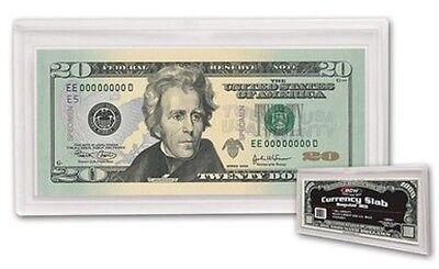 BCW Deluxe Currency Slab - Regular Bill (#CS09)