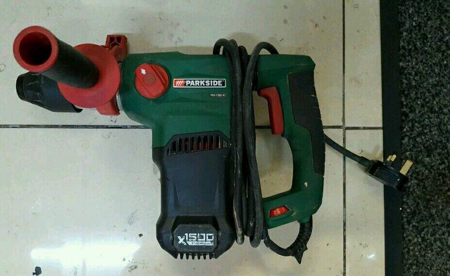 Parkside Hammer Drill PBH 1500w c3