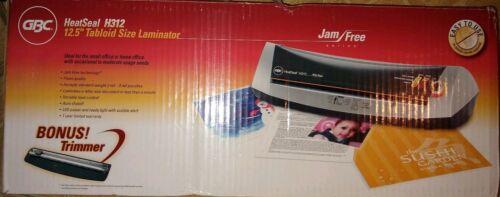 GBC HeatSeal H312 12.5-Inch Jam Free Series Pouch Laminator