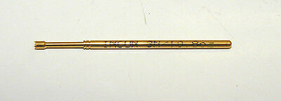 Ingun 3n10.8oz Contact Pin Test Probes Gold Plated Lot Of 100