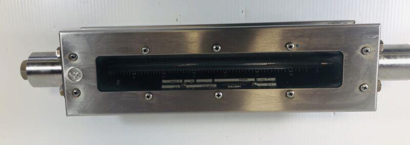Ametek Schutte & Koerting Division 4-HCFB Flow Meter