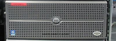 Dell PowerEdge 6650 2x Xeon 2,5Ghz - 1GB DDR1 -  Seagate Cheetah 15k - 2x 900W