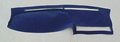1987-1993 TOYOTA  SUPRA DASH COVER MAT DASHBOARD COVER   blue  navy blue