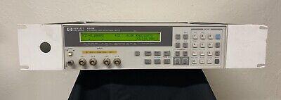 Hewlett Packard 4349b 4 Channel High Resistance Meter