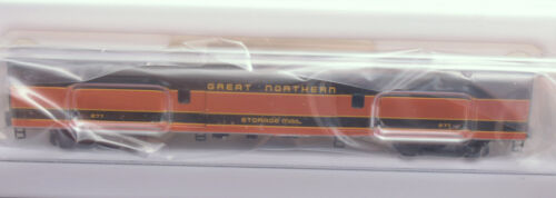 Z Scale-AZL 73615-2 GN Great Northern Empire Builder Baggage Car #277 NEW