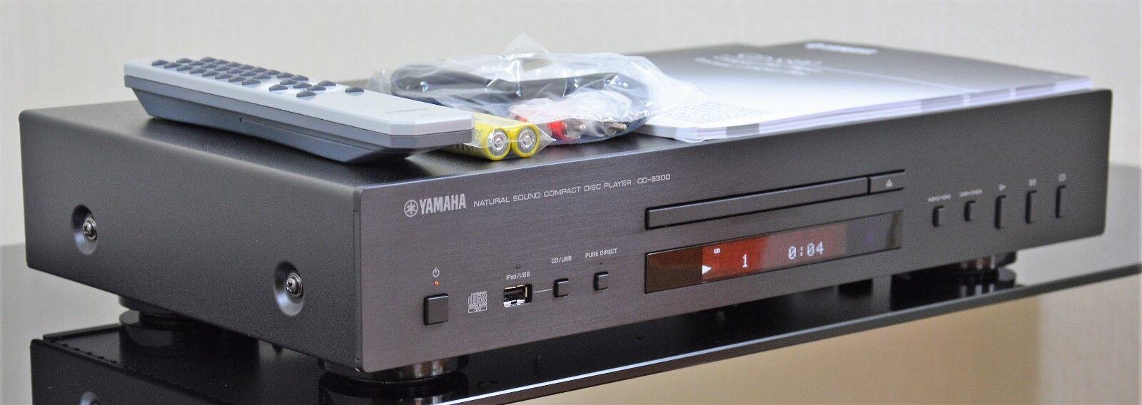 #1019 Yamaha CD-S300 CD-Player mit 1 Jahr Gewährleistung