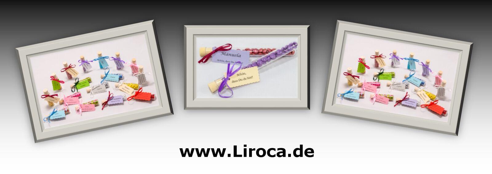 Kleingeschenke von Liroca e.K.