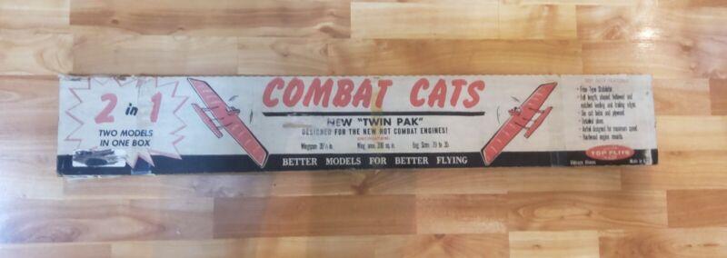 Top Flite Combat Cats rc kit