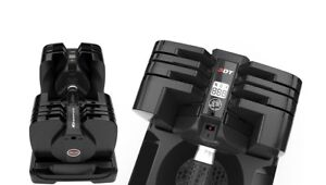 New Bowflex 560 Dumbbells! 552's, 1090's & Stand On Sale!