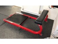 Red hip thruster for sale