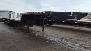 2017 Behnke 53 ft. Step Deck Ag Transport
