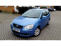 AUTOMATIC VW POLO , 1.4, FULL SERVICE HISTORY, LOW MILAGE, LOW ON INSURACE